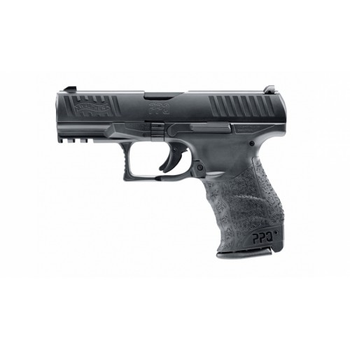 Pistole Walther PPQ CLASSIC 9 mm Luger PS - černá