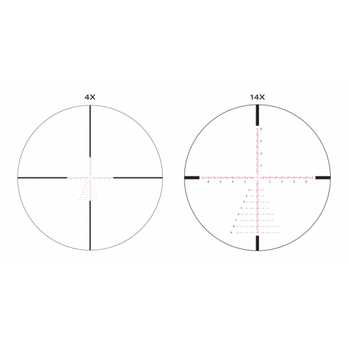 Athlon Optics Talos BTR 4-14X44 FFP