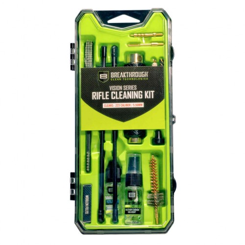Breakthrough®  Vision Series Rifle Cleaning Kit- AR-15
