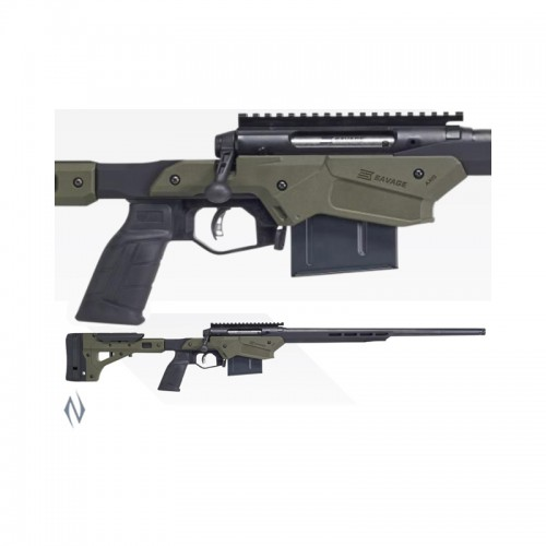 Kulovnice opak. Savage Arms AXIS II Precision 6,5 Creedmoor, 24""