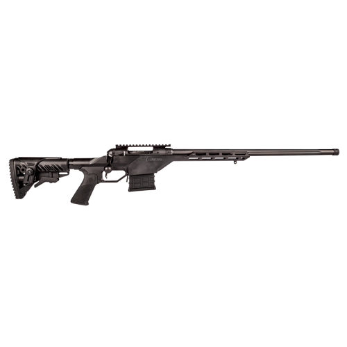 Kulovnice opak. Savage Arms 10 BA Stealth, 6,5mm Creedmoor, 24""